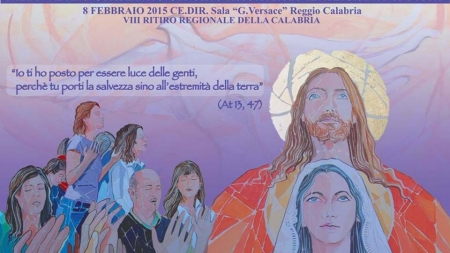Ritiro Regionale Calabria 8 Feb 2015