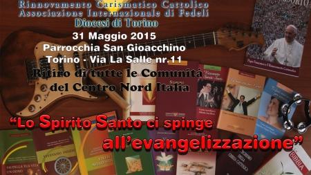Ritiro di tutte le Comunità del Centro Nord Italia