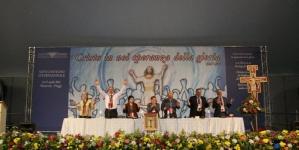 Cristo entre vosotros, la esperanza de la gloria – reflexión Congreso Internacional 2014