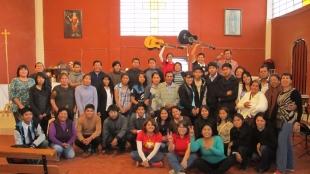 (Italiano) Missione in Arequipa, Ciudad Municipal –  26 Luglio 2015