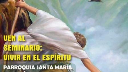 (Italiano) Seminario per l'Effusione dello Spirito Santo – Parroquia Santa María De Los Ángeles – El Poblado – Medellín – Colombia