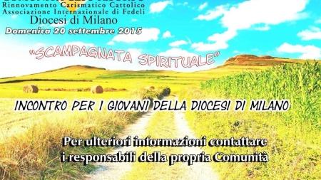 (Italiano) SCAMPAGNATA SPIRITUALE