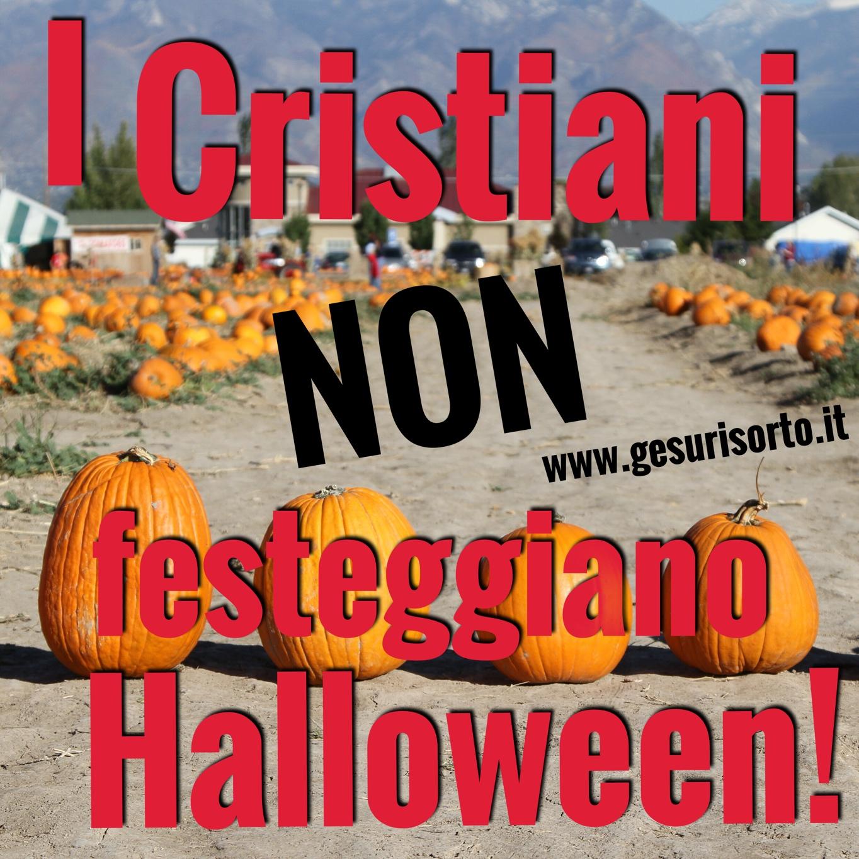 (Italiano) I Cristiani NON festeggiano Halloween!
