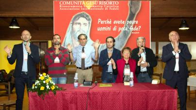 Cronaca del Ritiro Regionale della Sicilia – 25 ottobre 2015