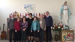 (Italiano) Approvazione definitiva dello Statuto Internazionale della Comunità Gesù Risorto