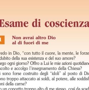 (Italiano) Esame di Coscienza per la Quaresima