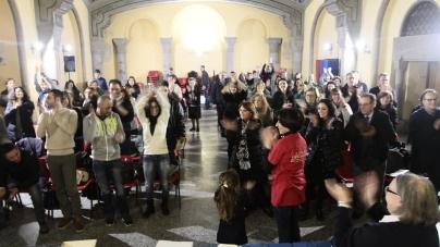 (Italiano) Cronaca della giornata comunitaria per l'Effusione dello Spirito Santo – Milano e Torino