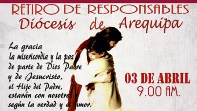 Retiro de Responsables – díócesís de Arequípa