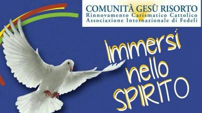 (Italiano) Giornata Comunitaria per l'Effusione dello Spirito Santo – Diocesi di Napoli