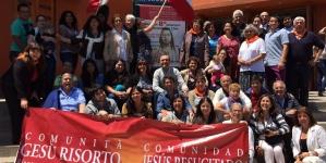 Missione in Cile, Febbraio 2015