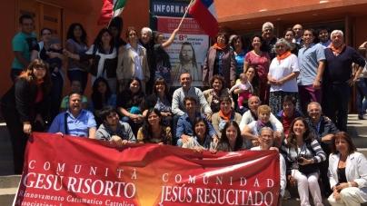(Italiano) Missione in Cile, Febbraio 2015