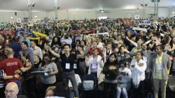 (Italiano) XXIX Convegno Internazionale – cronaca del 25 aprile