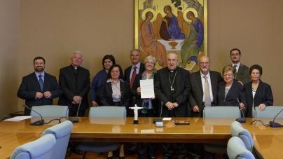 Decreto di approvazione definitiva dello Statuto Internazionale della Comunità Gesù Risorto