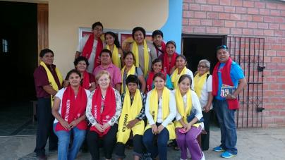 Cronaca della giornata comunitaria per l'Effusione dello Spirito Santo – Tarija (Bolivia)