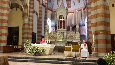 (Italiano) Cronaca del ritiro delle diocesi di Milano e Torino