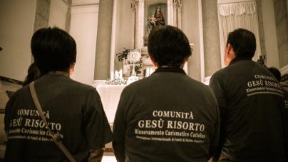 Missione di evangelizzazione a S. Cataldo (Caltanissetta)