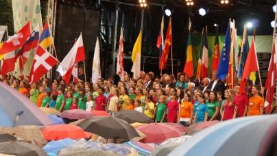 Insieme per l'Europa – Incontro, Riconciliazione e Futuro – cronaca