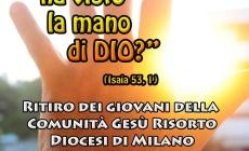 (Italiano) Ritiro dei giovani della Diocesi di Milano