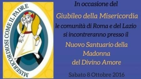 Giubileo della Misericordia – Comunità di Roma e del Lazio