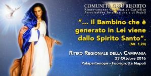 Ritiro Regionale della Campania