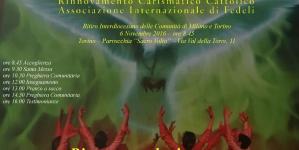 (Italiano) Ritiro Interdiocesano Milano e Torino