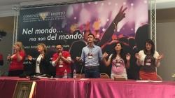 Corso Internazionale Giovani – diretta S. Messa