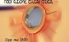 (Italiano) Corso per Responsabili e Animatori – diretta Adorazione Eucaristica