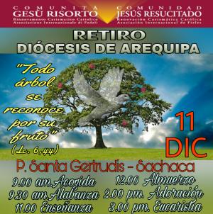Retiro Diócesis de Arequipa