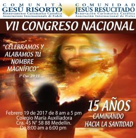 Colombia – VII Convegno Nazionale