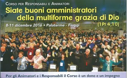(Italiano) Corso per Responsabili e Animatori – diretta S. Messa