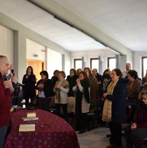 Ritiro Comunità di Crescita della Calabria – cronaca