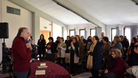 (Italiano) Ritiro Comunità di Crescita della Calabria – cronaca