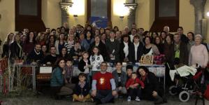 (Italiano) Giornata per l'Effusione dello Spirito Santo Milano e Torino – cronaca