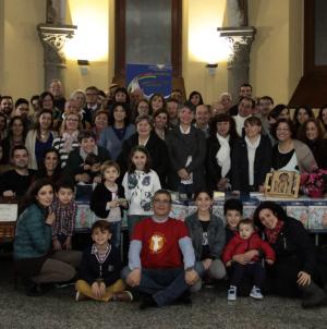 Giornata per l'Effusione dello Spirito Santo Milano e Torino – cronaca