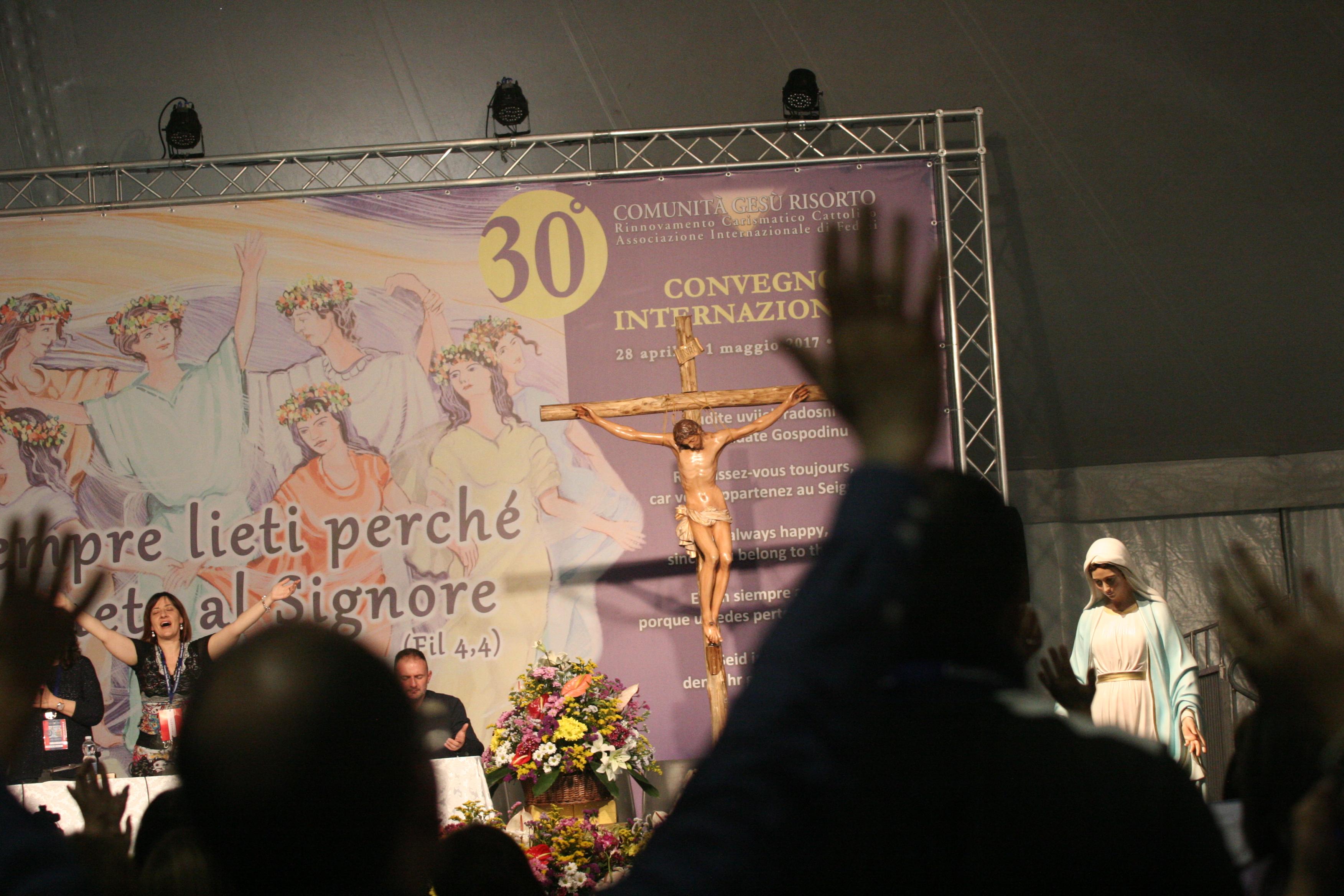 (Italiano) 30° Convegno Internazionale – cronaca secondo giorno