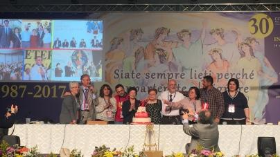 (Italiano) 30° Convegno Internazionale – cronaca quarto giorno
