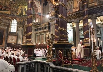 S. Messa in Santa Maria Maggiore