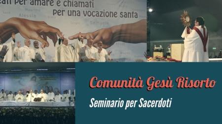 (Italiano) Seminario per Sacerdoti