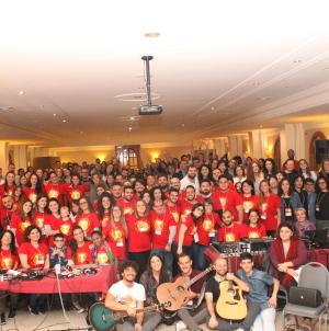 Corso Internazionale per i Giovani 2017 – Diario