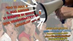 (Italiano) Ritiro Giovani diocesi di Milano – la cronaca