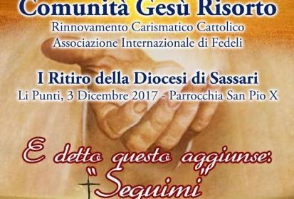 (Italiano) Ritiro della Diocesi di Sassari