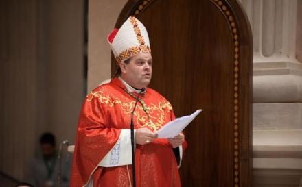 (Italiano) Il Vescovo Parmeggiani di Tivoli ha incontrato la CGR