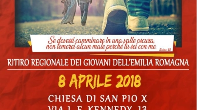 (Italiano) Ritiro Giovani dell'Emilia Romagna