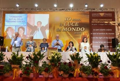 XXXI Convegno Internazionale – Cronaca giorno 1