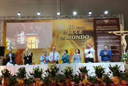 (Italiano) XXXI Convegno Internazionale – Cronaca Secondo Giorno