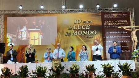 XXXI Convegno Internazionale – Cronaca Secondo Giorno