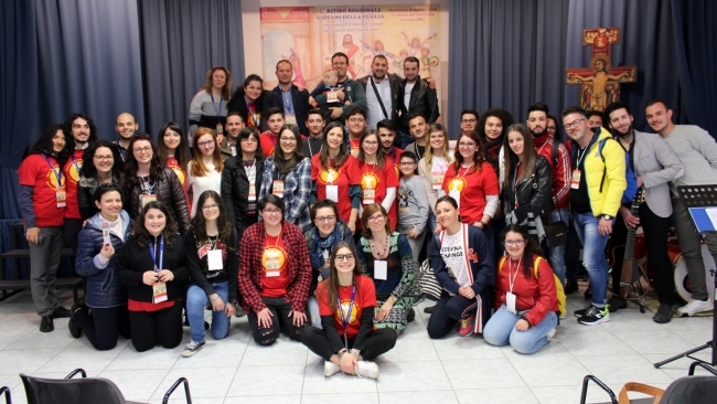 (Italiano) Cronaca del Ritiro Regionale dei giovani della Puglia