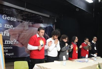 (Italiano) Cronaca del Ritiro Regionale dei giovani della Campania