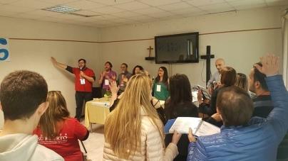 Cronaca del Ritiro Regionale dei giovani dell' Emilia Romagna