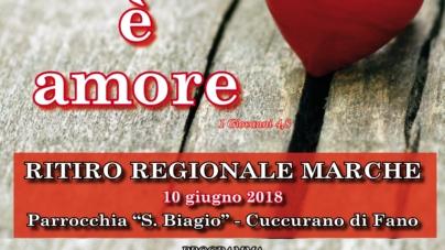 (Italiano) Ritiro Regionale delle Marche